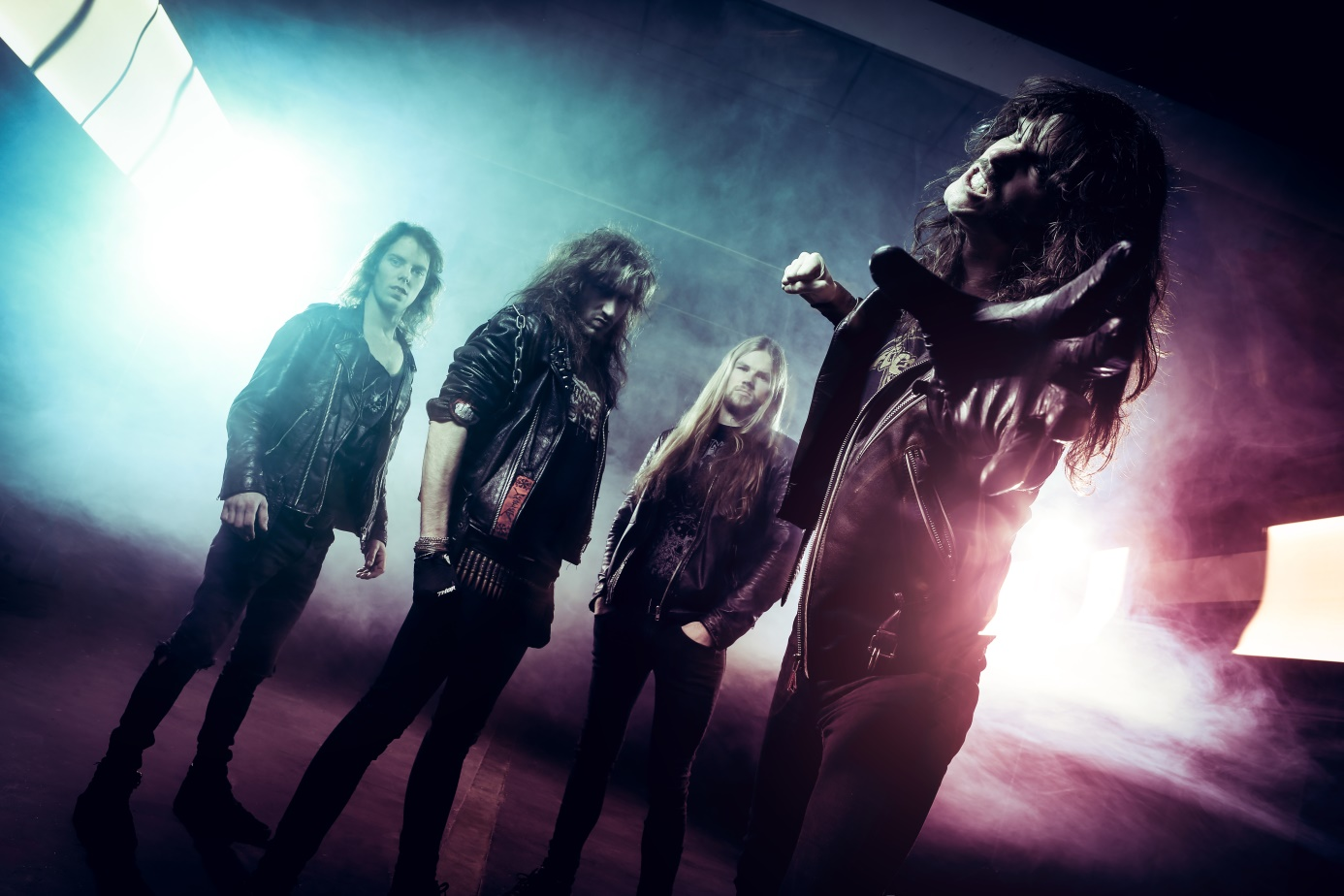 Evil Invaders - Band picture 2